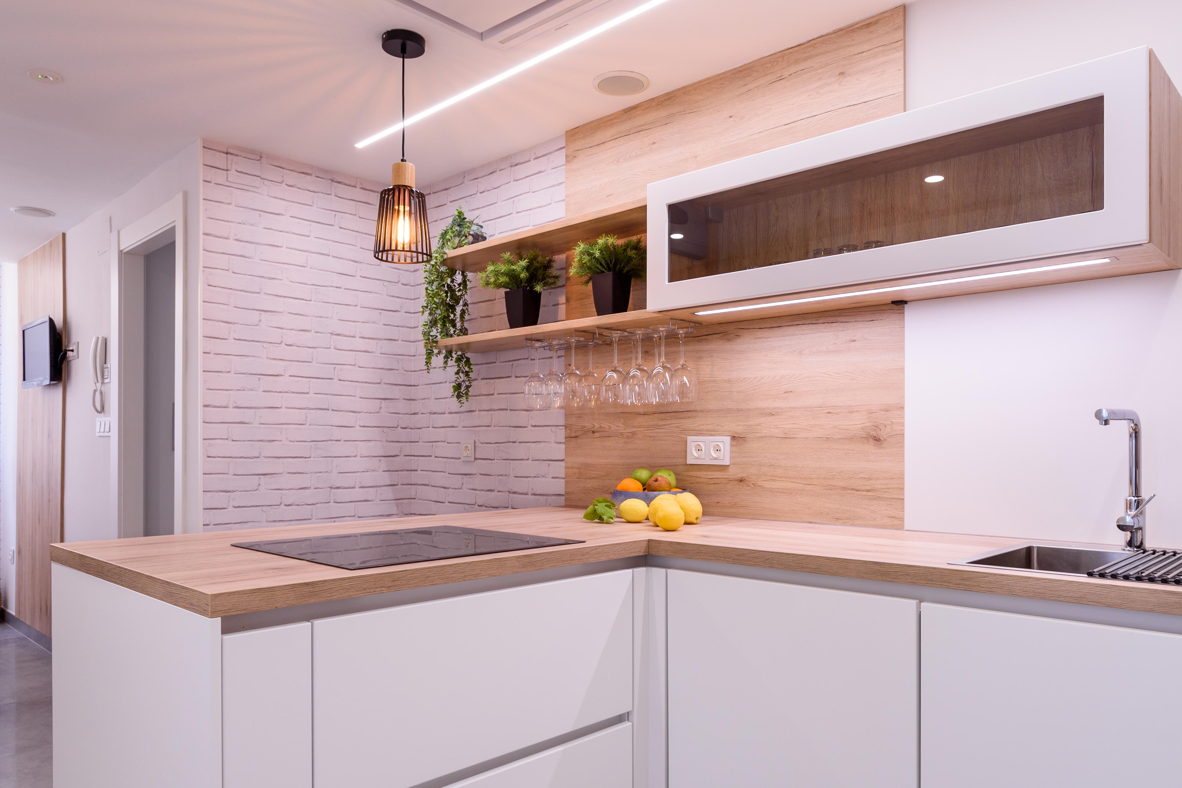 Cocina diseñada por Arte Interiorismo