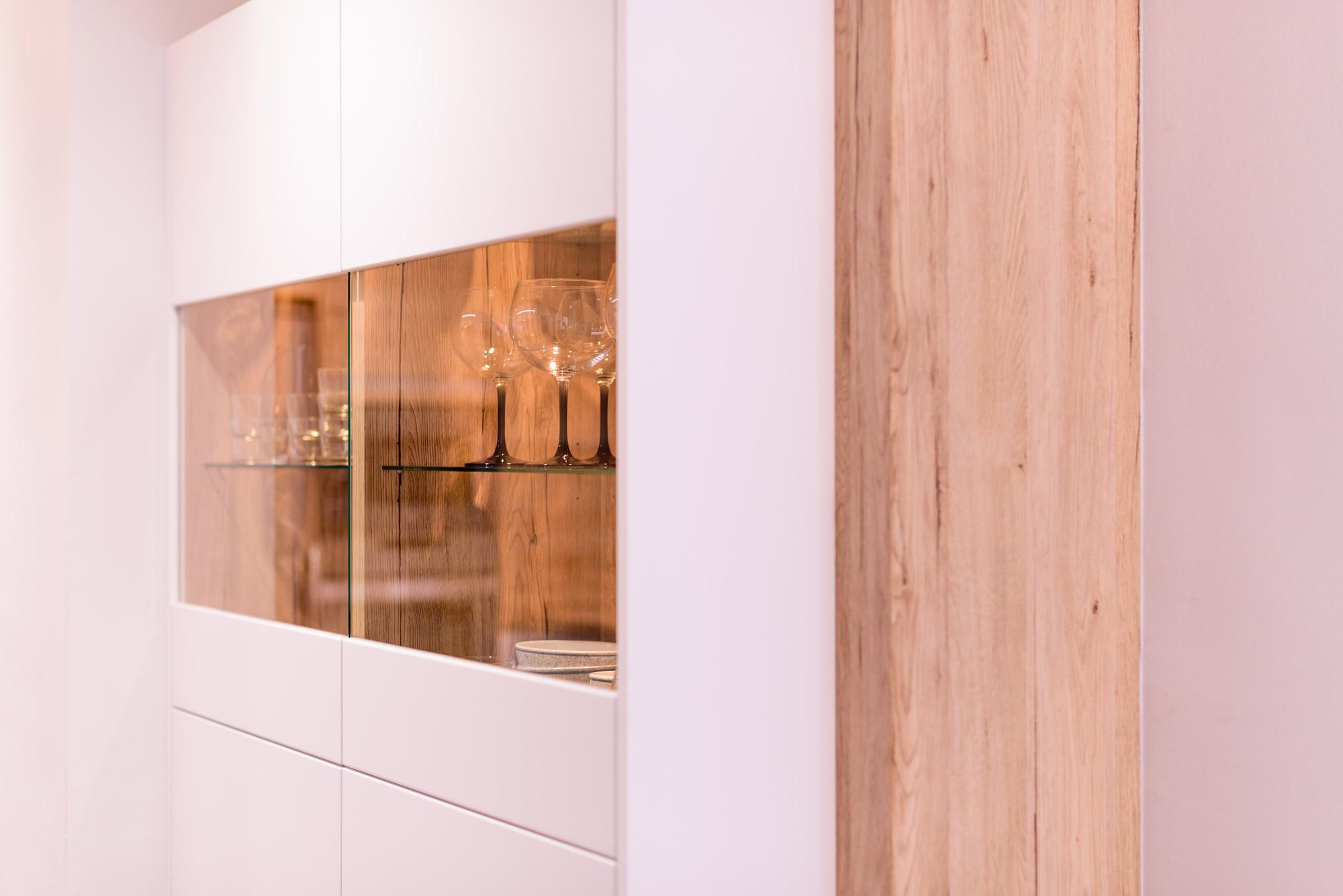 Cocina de diseño en Granada