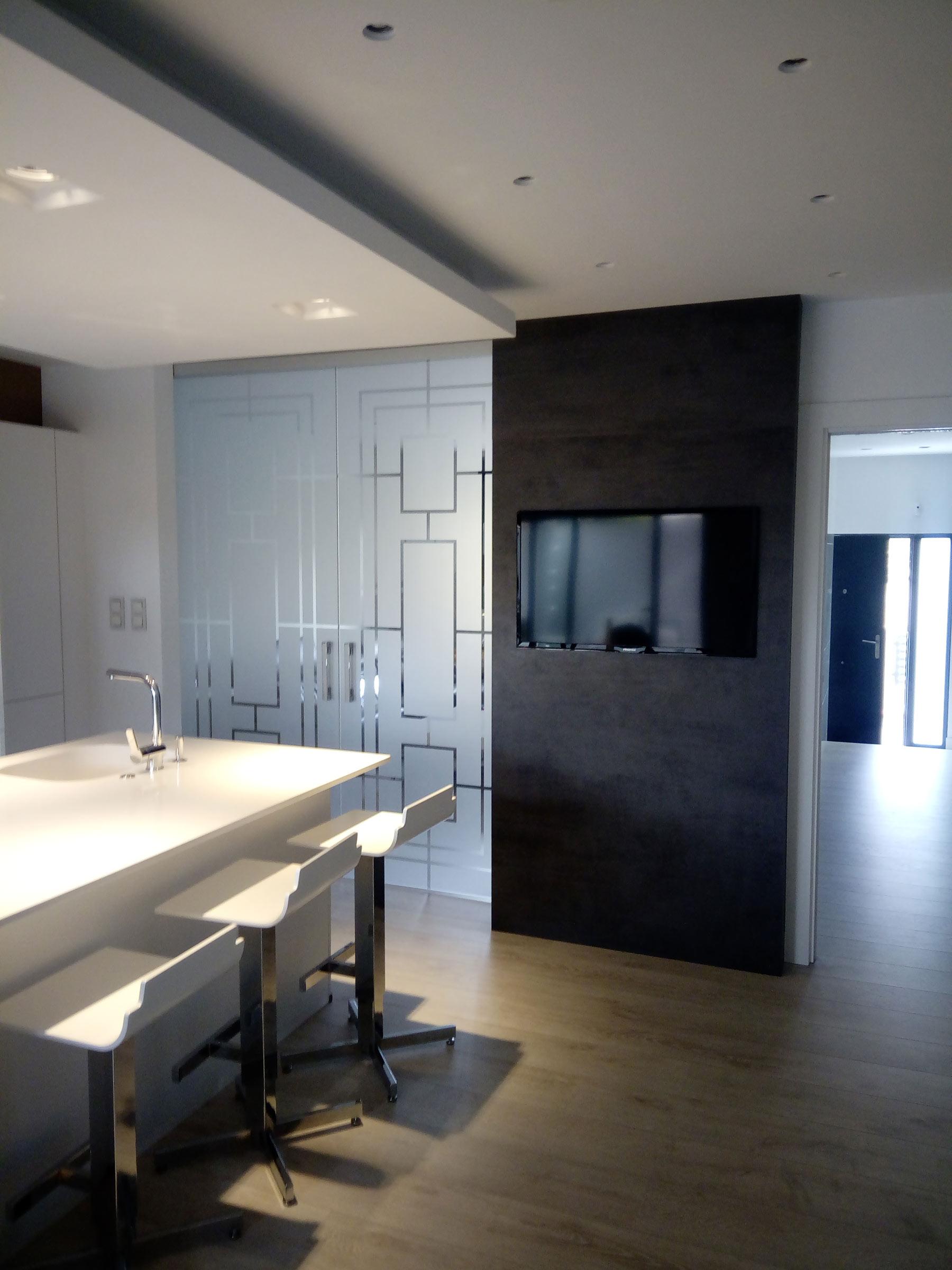 Reforma de salón y cocina