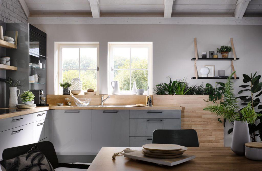 Ventajas e inconvenientes de una cocina abierta al salón